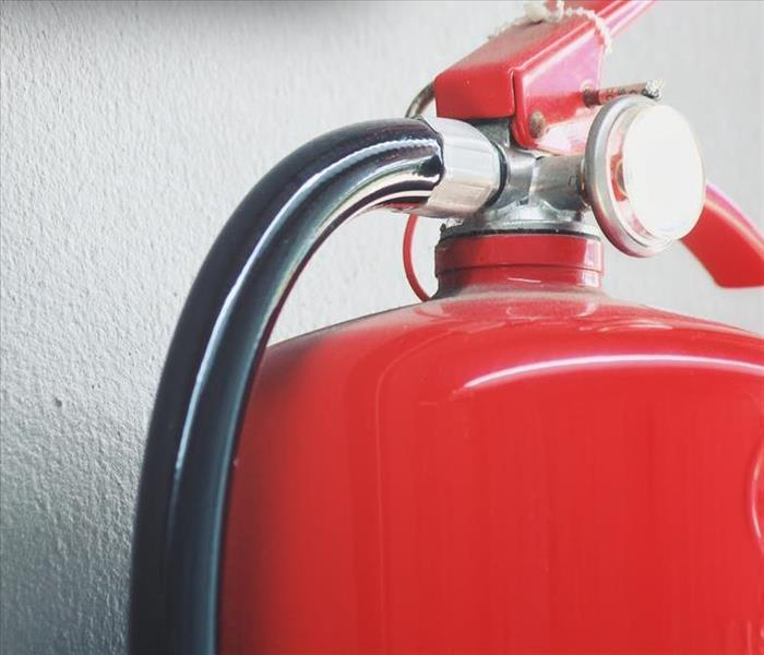 Fire Damage A Guide to Buying Home Fire Extinguishers